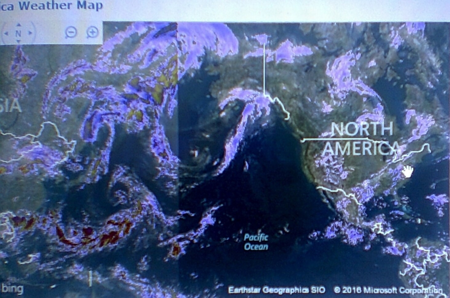 WEATHER WARS TRIANGLE OF DEATH Looping The Jet Stream - Us weather map with jet stream