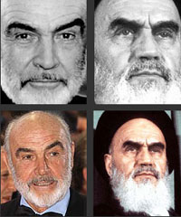 A khomeini_connery