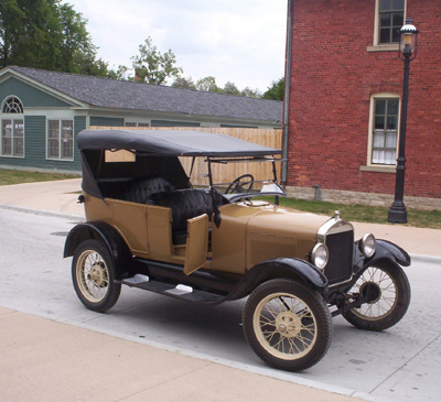 The Ford Model T was the first commercial flex-fuel vehicle. The engine was capable of running on gasoline or ethanol, or a mix of both.