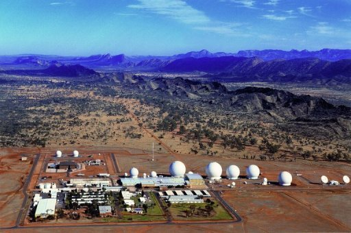 HAARP Pine Gap