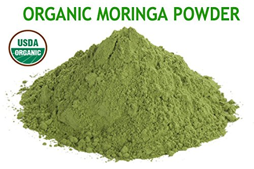 Moringa Powder USDA Certified Organic