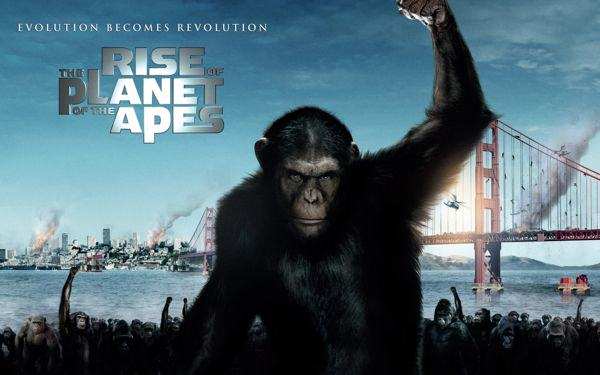 """APES AND ALIENS: Apes, Aliens, Kung Fu And More – """"How Can You Go Wrong?""""  Weekend Entertainment [T.D.P.] Enjoy"""