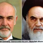 Ayatollah Khomeini was Sean Connery – The Winds Of War