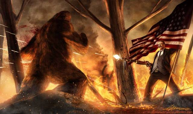 """BIGFOOT SOFT DISCLOSURE PART  2: SUPER PREDATOR! """"The Hunters, The Missing"""" The Dogmen Of North America And Europe"""