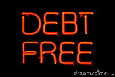 goal to be debt free essay