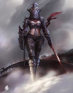 dragon slayer female