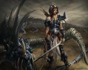 dragon slayer female2