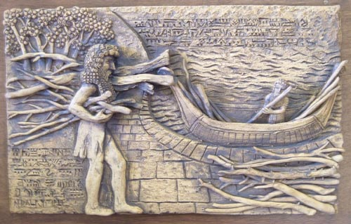 a comparison of the bible and the epic of gilgamesh