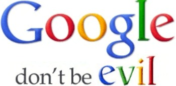 google-dont-be