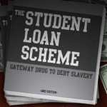 "THE STUDENT LOAN TRAP: Gateway Drug To Debt Slavery – The Financialized Economy Of Indentured Servitude ""Turning Students Into Slaves – Out With Student Debt!"" True Democracy Party"
