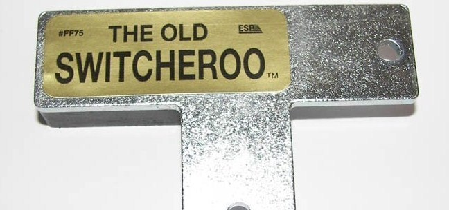 the-old-switcheroo