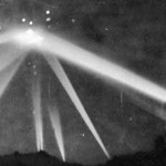 """""""REAL"""" BATTLEFIELD LOS ANGELES:  UFO Over L.A. Attacked By U.S. Military Feb. 25, 1942"""