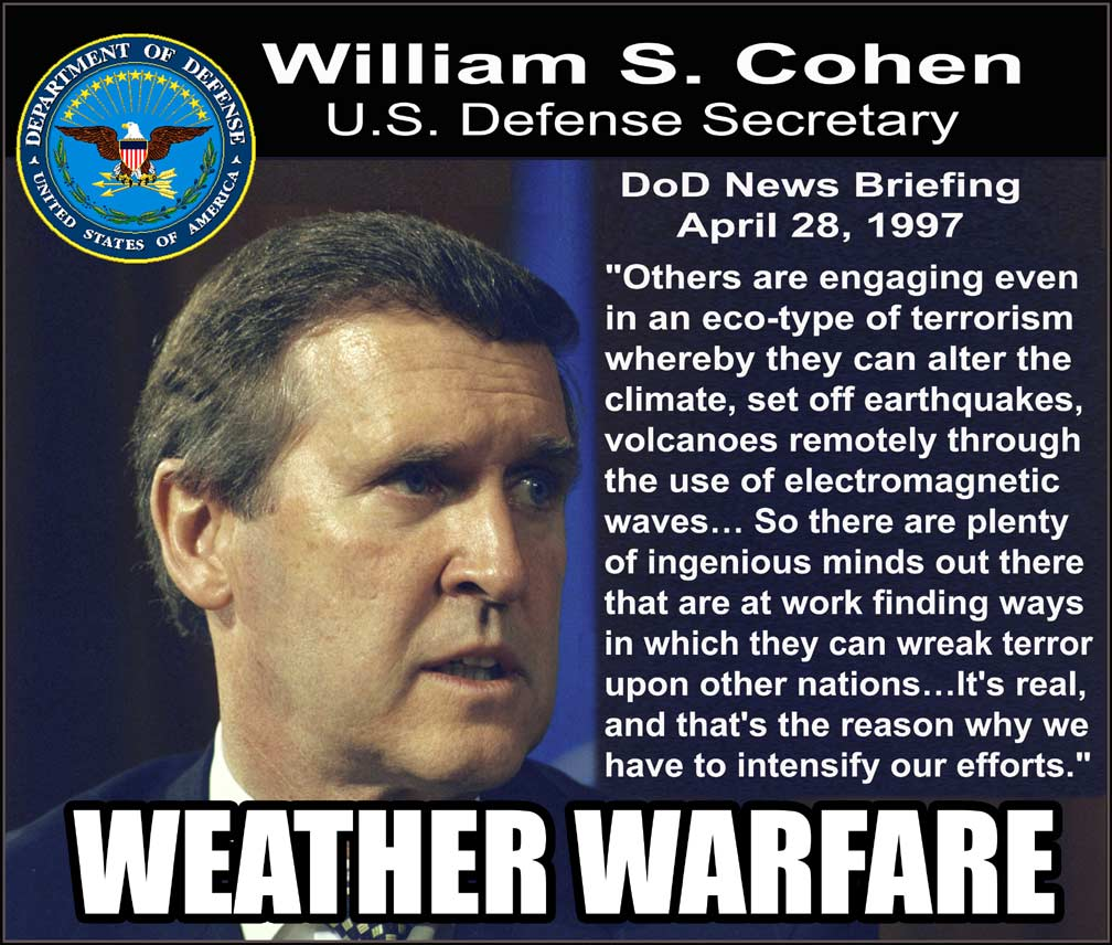 weather-warfare-secretary-of-defense_william-s-cohen