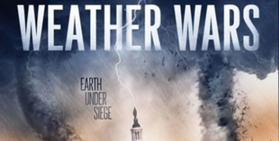 Alien Weather Construction Battalion Moves Into Earth's Atmosphere : WEATHER WARS – INVASION: E.T. Alien Artificial Hurricanes. Battle Of Orgon (Earth) Part 2